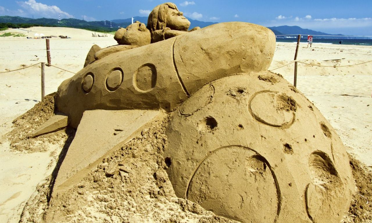 April 21-23  <b>Texas SandFest 2017</b>